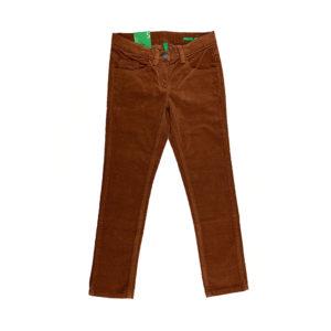 Pantaloni Benetton fete, S 120 cm (6-7 ani)