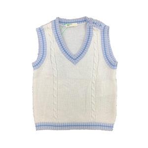 Vesta Benetton baieti, 56 cm (1-3 luni)